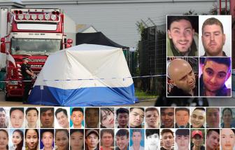 47 năm tù cho 2 kẻ cầm đầu nhóm buôn người làm 39 người Việt chết trong container ở Anh