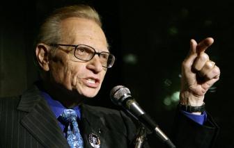 Ông trùm truyền hình Mỹ Larry King qua đời vì mắc COVID-19
