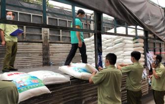 Thu giữ 45 tấn bột ngọt giả nhập lậu từ Trung Quốc