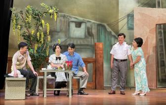 """""""Bạch Hải Đường"""": Vẫn đong đầy cảm xúc trên sân khấu kịch"""