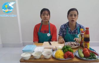 Cùng làm món sườn xào chua ngọt ngày cuối tuần