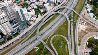 Ngắm diện mạo mới của xa lộ Hà Nội sau 10 năm mở rộng