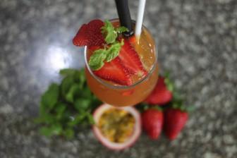 4 món trà trái cây đơn giản giải ngấy ngày tết