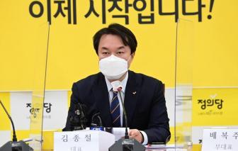 Lãnh đạo đảng Hàn Quốc bị sa thải vì quấy rối tình dục