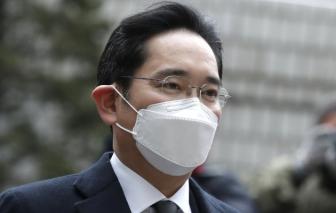 Người thừa kế Samsung không kháng cáo, chấp nhận mức án 30 tháng tù