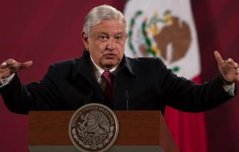 Tổng thống Mexico dương tính COVID-19