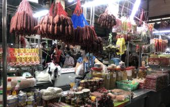 Giá thịt heo đẩy giá giò, chả, bánh chưng tăng