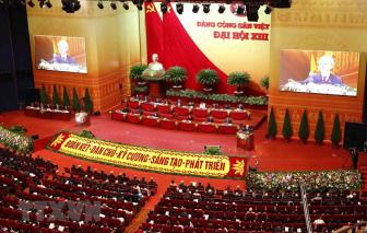Kết quả nhiệm kỳ Đại hội XII: Củng cố niềm tin, tạo động lực mới, khí thế mới