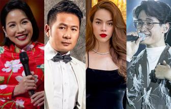 """Mỹ Linh, Bằng Kiều, Hồ Ngọc Hà, Hà Anh Tuấn sẽ dùng âm nhạc để """"xoa dịu"""" một năm khó khăn"""