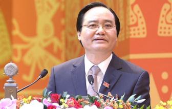 Bộ trưởng Phùng Xuân Nhạ thừa nhận 5 vấn đề bất cập sau 7 năm đổi mới toàn diện giáo dục