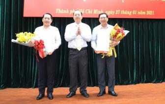 TPHCM điều động 2 cán bộ giữ chức Trưởng ban Tuyên giáo và Chủ tịch UBMTTQ TP. Thủ Đức