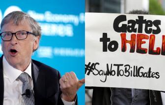 Bill Gates bị sốc trước các thuyết âm mưu về đại dịch