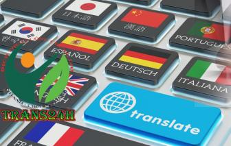 Chính sách của Dịch thuật Trans24h dành cho doanh nghiệp