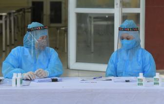 Một sinh viên tại Hà Nội dương tính với virus SARS-CoV-2