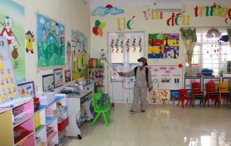 Ngày mai (29/1) hơn 600 trẻ mầm non Hà Nội phải nghỉ học vì tiếp xúc với 1 trường hợp F1