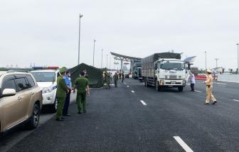 Vì ca nhiễm COVID-19 mới, Quảng Ninh dừng mọi hoạt động vận tải hành khách