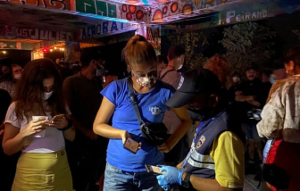 Thái Lan bắt giữ 89 người bất tuân quy tắc phòng dịch COVID-19