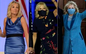 """Thời trang của bà Jill Biden từ khi là """"đệ nhị"""" đến """"đệ nhất"""" phu nhân"""