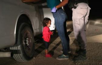 Đệ nhất phu nhân Mỹ giúp trẻ em di cư đoàn tụ với cha mẹ