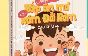 """Sách của con trai nhà văn Nguyễn Ngọc Tư: Vừa phát hành đã """"hot"""""""
