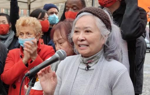 Người dân Pháp ủng hộ cuộc chiến công lý cho nạn nhân chất độc da cam của bà Trần Tố Nga