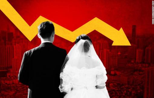 """Phụ nữ không chịu kết hôn khiến Trung Quốc """"đau đầu"""""""