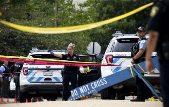 Đại dịch khiến số vụ giết người tại Mỹ tăng mạnh trong năm 2020
