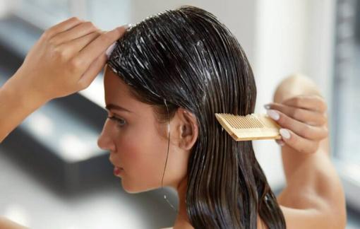 Dưỡng ẩm cấp tốc cho nàng tóc khô đón tết