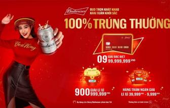 Budweiser tung muôn vàn 'Lộc đỏ' khai xuân khởi sắc - bật trọn chất vua