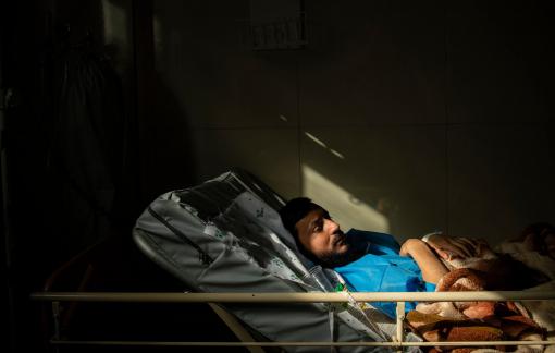 Nạn buôn bán thận đe dọa người nghèo Afghanistan