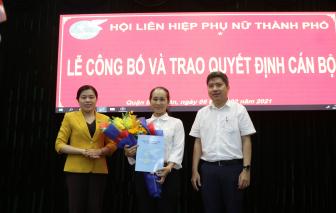 Cán bộ Đoàn bén duyên với công tác phụ nữ