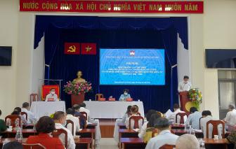 TPHCM hiệp thương lần 1, giới thiệu người ứng cử đại biểu Quốc hội khóa XV
