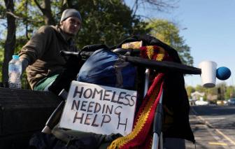 Cơ hội việc làm cho người vô gia cư tại Anh nơi tuyến đầu chống dịch COVID-19