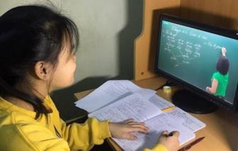 Hà Nội đề xuất cho học sinh tạm dừng đến trường, tiếp tục học online sau Tết