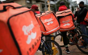 Trẻ vị thành niên nghỉ học, giao thức ăn nhanh kiếm sống tại Brazil giữa mùa đại dịch