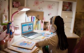 Những gợi ý giúp con học trực tuyến vui và hiệu quả ngay tại nhà