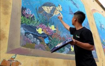 TPHCM lần đầu tổ chức sự kiện nghệ thuật đường phố quy mô quốc tế