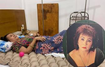 Nghệ sĩ Hoàng Lan bệnh trở nặng, nhạc sĩ Nguyễn Văn Chung kêu gọi hỗ trợ