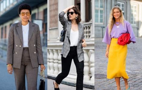 Xu hướng thời trang công sở đầu năm 2021