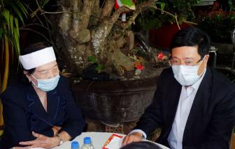 Phó thủ tướng Phạm Bình Minh làm Trưởng Ban Lễ tang đồng chí Trương Vĩnh Trọng