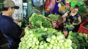 TPHCM không thiếu hàng hóa, giá thực phẩm ổn định sau tết
