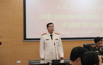 Đình chỉ Trưởng phòng Cảnh sát kinh tế Công an Hà Nội