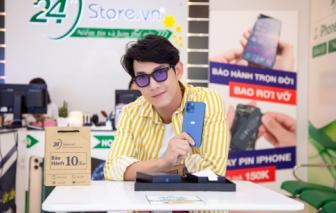 Lý do Song Luân sắm iPhone 12 Pro Max sau khi quay xong 'Thanh Sói'