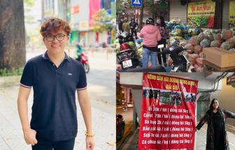 Nghệ sĩ chung tay giúp Hải Dương chống dịch COVID-19