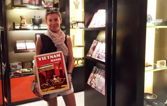 Việt Nam trong tranh poster cổ điển của họa sĩ Pháp