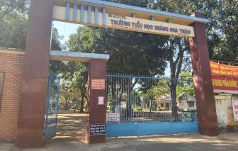 Đắk Lắk: Cảnh cáo thầy giáo tát học sinh và thách thức đánh nhau với... cảnh sát giao thông