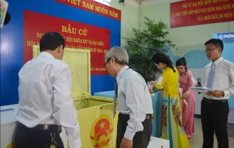 Tập huấn công tác kiểm tra, giám sát bầu cử