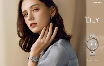 Garmin ra mắt đồng hồ thông minh Lily dành riêng cho phái nữ tại Việt Nam