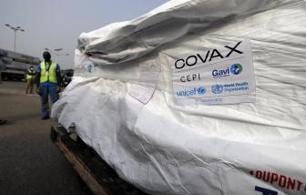 Ghana là nước đầu tiên nhận vắc-xin COVID-19 từ chương trình COVAX