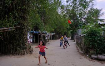 Hòa Lam - Làng chài hiền hòa bên dòng sông Lam